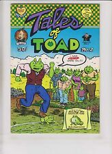Tales of Toad #2 VF (1st) 1st appearance of zippy the pinhead - bill griffith