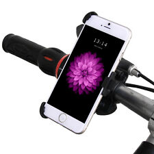MTB Bike Bicycle Cycling Handlebar Mount Cradle Holder For iPhone 6/6s Plus 4.7""