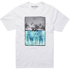 Billabong Chill Mens T-shirt - White All Sizes