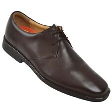 Marks & Spencer Mens Airflex Leather Laced Smart Formal Shoes