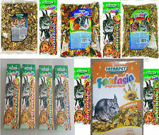 Food for All Rodents Chinchilla Hamster Rat Rabbit Giunea Pig Gerbil Accessories