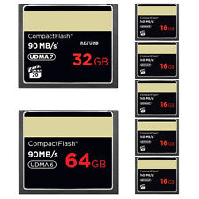 Wholesale Bulk Extreme 160MB/s Compact Flash Memory CF Card 16G 32GB High Speed