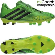 Adidas Predator LZ TRX FG green/black professional men's soccer cleats boots NEW