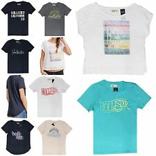 Nwt Hollister By Abercrombie Womens Tee T-Shirt Size XS S M L New
