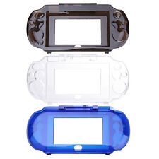 Clear Crystal Protect Hard Guard Shell Skin Case Cover For Sony PS Vita PSV 2000