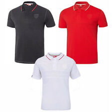 Puma Ferrari 10TH Anniversary Mens Cotton Short Sleeves Polo Shirts 568437 R17