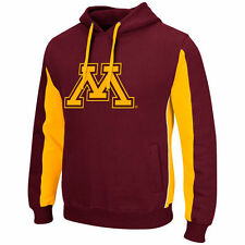 Colosseum Minnesota Golden Gophers Maroon/Gold Thriller II Pullover Hoodie