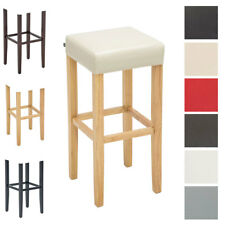 Bar Stool JUDY Faux Leather Breakfast Kitchen Barstools Various Colours Chair