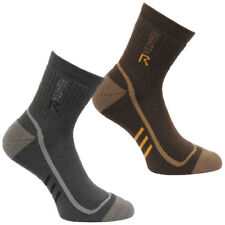 Regatta 2016 Mens 3 Season Heavyweight Trek & Trail Socks RMH032 Walking Hiking