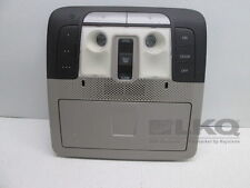 10 11 12 13 Acura MDX Gray Overhead Sunroof Console w/Homelink OEM LKQ