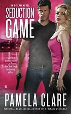 Seduction Game-Pamela Clare-2016 I-Team novel #7-Combined shipping