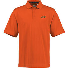 Cutter & Buck Oklahoma State Cowboys Orange DryTec Championship Performance Polo