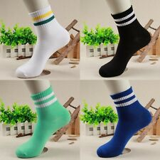 5Pairs Comfortable Lot Men's Cotton Casual Sports Socks Students Ankle Socks