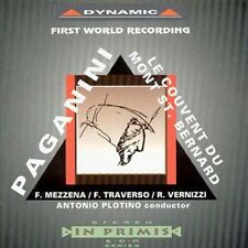 Paganini - Works for Violin & Choir Audio CD