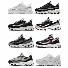 Skechers DLites Womens Running Shoes Sneakers Trainers Pick 1