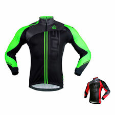 Sobike Winter Cycling Fleece Thermal Jacket Long Sleeves Coat-Michael Windproof