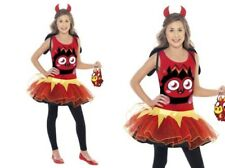 Moshi Monsters Diavlo Costume Childrens Fancy Dress Outfit 4-12 Years