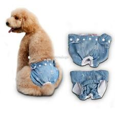 Female Dog Puppy Health Physiological Pants Sanitary Diaper Underwear S/M/L