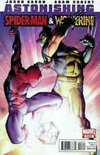 Astonishing Spider-Man and Wolverine (2010) #3 FN
