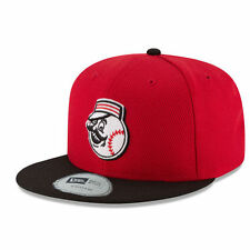 New Era Cincinnati Reds Youth Red/Black Diamond Era 59FIFTY Fitted Hat