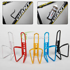 New Aluminum Alloy Bike Drink Water Bottle Bicycle Cycling Rack Holder Bracket V