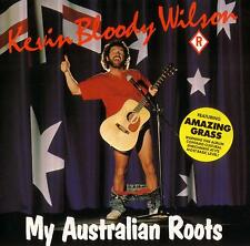 (COMEDY) KEVIN BLOODY WILSON / MY AUSTRALIAN ROOTS
