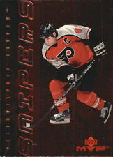 1998-99 (FLYERS) Upper Deck MVP Snipers #S7 Eric Lindros