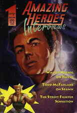 Amazing Heroes Interviews #1 VF/NM Amazing Heroes - save on shipping - details i