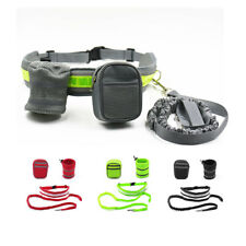 Adjustable Pull Through Dog Lead With D Ring