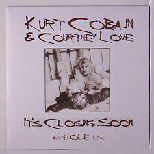 KURT COBAIN & COURTNEY LOVE / HOLE: It's Closing Soon / Beautiful Sun / Dool Pa