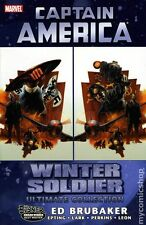 Captain America Winter Soldier TPB (2010 Marvel) Ultimate Collection #1-REP NM