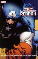 Captain America Reborn TPB (2010 Marvel) #1B-1ST NM