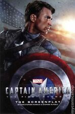 Captain America The First Avenger Screenplay SC (2014 Marvel) #1-1ST VF
