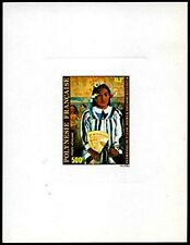 FRENCH POLYNESIA Sc.# C178 Gauguin Painting Deluxe Stamp S/S