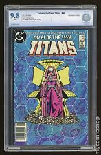 New Teen Titans (1980) (Tales of ...) Canadian Price Variant #46 CBCS 9.8