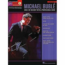 Michael Buble: Sing 8 of His Best Hits With a Professional Band: Vol 27 Michael