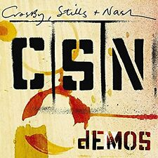 Demos Stills & Nash Crosby Audio CD