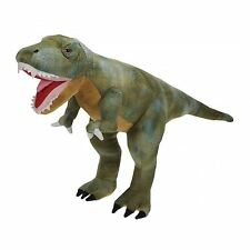 Large Soft Plush Dinosaur Toy Kids Cuddly Stuffed Animal T-Rex Tyrannosaurus Rex