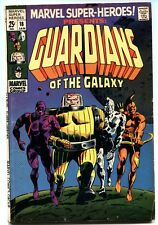 Marvel Super-Heroes #18-Guardians of the Galaxy--Key First Appearance-1967