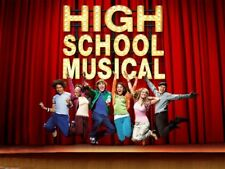 High School Musical Edible Party Cake Image Topper Frosting Icing Sheet
