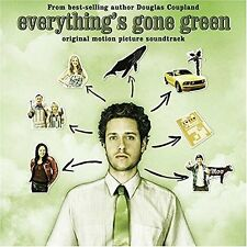 Everything's Gone Green Audio CD