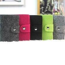 Pouch ID Credit Card Wallet Cash Holder Organizer Case Box Pocket Card Holder