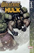 Ultimate Wolverine vs. Hulk (2009) New Printing #1A NM