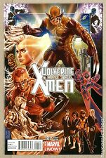 Wolverine and the X-Men (2014) #1B VF 8.0