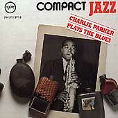 Charlie Parker Plays the Blues by Charlie Parker VERVE JAZZ Sax CD oop RARE