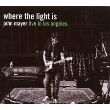 Where the Light Is: John Mayer Live in Los Angeles John Mayer CD