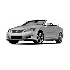 Dawn Ent. Painted Body Side Molding for 2010-2013 Lexus IS350