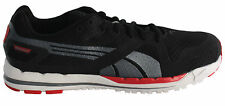 Puma Faas 350 S Mens TrainersRunning Shoes Black Lace Up 186140 11 D42