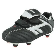 Boys Hi-Tec Football Boots Label E.O.S.League Si Jr