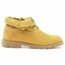 Timberland Basic Roll Top Wheat Mens Boots